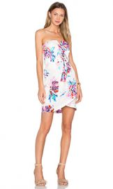 Yumi Kim Date Night Dress in Wild Impression White from Revolve com at Revolve