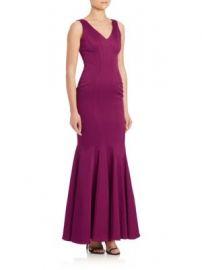 ZAC Zac Posen - Ronnie Sleeveless Mermaid Gown at Saks Fifth Avenue