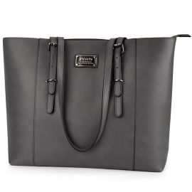 ZYSUN Laptop Tote Bag Fits up to 15 6 in at Amazon