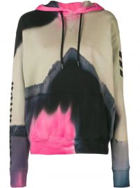 Zadig amp Voltaire Spencer Tie Dye Hoodie  - Farfetch at Farfetch