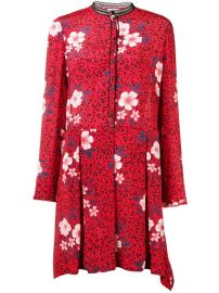 Zadig amp Voltaire Floral Flared Dress - Farfetch at Farfetch