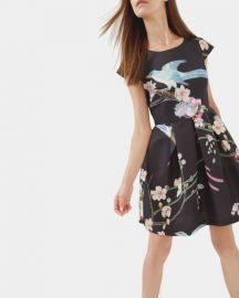 Zaldana Dress at Ted Baker