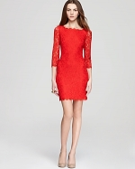 Zarita dress by DvF at Bloomingdales