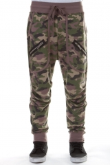 Zeal Company Camo Sweatpants at Zeal Company