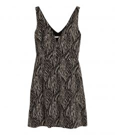Zebra Pattern Dress at H&M