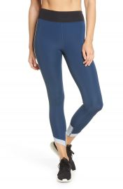 Zella Great Heights Vision High Waist Midi Leggings at Nordstrom