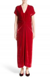 Zero   Maria Cornejo Sana Velvet Dress at Nordstrom