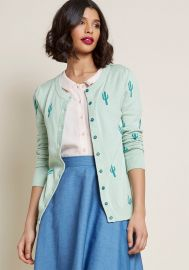 Zest Believe It Cardigan at ModCloth