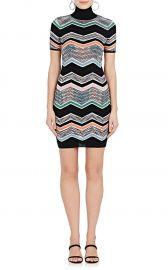 Zigzag-Knit Wool-Blend Dress by Missoni at Barneys