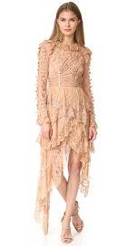 Zimmermann Bowerbird Romance Mini Dress at Shopbop