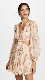 Zimmermann Prima Floating Cutout Dress at Shopbop