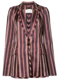 Zimmermann Striped Blazer  1 600 - Buy Online - Mobile Friendly  Fast Delivery  Price at Farfetch