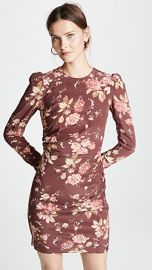 Zimmermann Unbridled Draped Mini Dress at Shopbop
