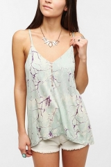 Zip cami by Silence and Noise at Urban Outfitters