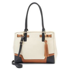 Zoe Belted Convertible Tote at Kohls