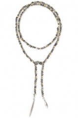 Zoe Lariat Necklace at Stella & Dot