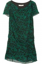 Zoes green blouse by Vanessa Bruno at Outnet