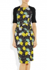 Zoes printed dress at The Outnet at Outnet