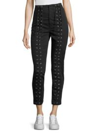 alc KINGSLEY LACE-UP PANTS at Saks Fifth Avenue