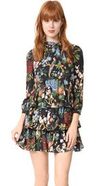 alice   olivia Breann Dress at Shopbop