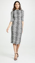 alice   olivia Delora Fitted Dress at Shopbop
