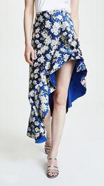 alice   olivia Lovetta Ruffle Skirt at Shopbop