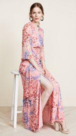 alice   olivia x Lola Montes Schnabel Athena Skirt at Shopbop