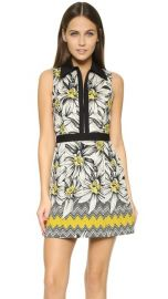 alice and olivia Ellis Collared Dress at Shopbop