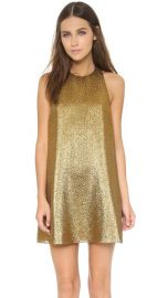 alice and olivia Harrison Flared Dress at Shopbop