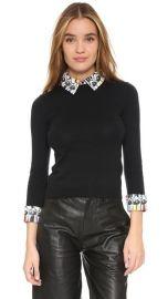 alice and olivia Malee Sweater at Shopbop