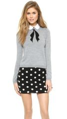 alice and olivia Ribbon Bow Sweater at Shopbop