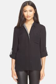 and039Loreleiand039 Silk Shirt at Nordstrom Rack
