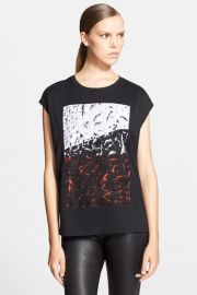 and039Pactand039 Textured Graphic Applique Jersey Tee at Nordstrom Rack