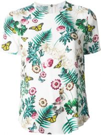 and199 and215 Faand231onnable Forest Print T-shirt - at Farfetch