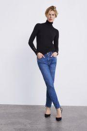 basic turtleneck sweater at Zara