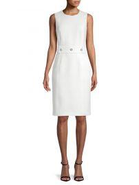 boss Duleama Sleeveless Sheath Dress at Saks Fifth Avenue