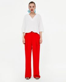 bow top at Zara