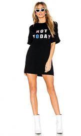 by the way  Rissa Tee Shirt Dress in Black from Revolve com at Revolve