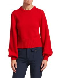 chloe iconic sweater at Saks Fifth Avenue