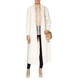 elie Tahari Amy Longline Coat at Harrods