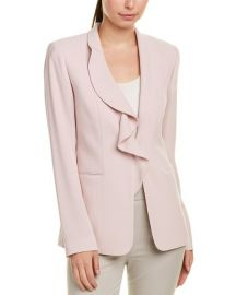 elie tahari jacket at Rue La La
