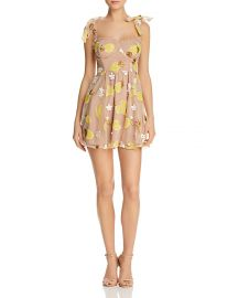 for live and lemons Embellished Mini Dress at Bloomingdales