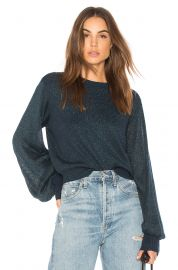 free people LET IT SHINE PULLOVER SWEATER at Revolve