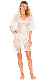 homebodii Kassiah Robe in Lace from Revolve com at Revolve