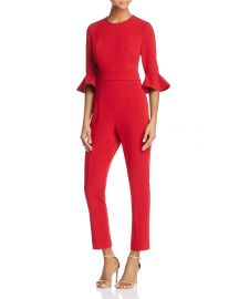 https://www.bloomingdales.com/shop/product/black-halo-brooklyn-flared-sleeve-jumpsuit?ID=2570827 at Bloomingdales