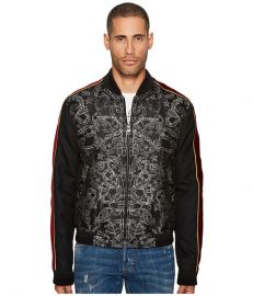 just cavalli bomber jacket at Luxury Zappos