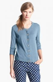 kate spade new york  afton  cardigan blue at Nordstrom