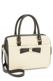 kate spade new york  holly street straw - ashton  satchel at Nordstrom