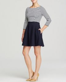kate spade new york Selma Nautical Dress at Bloomingdales