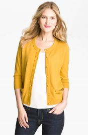 kate spade new york and39carineand39 cardigan at Nordstrom